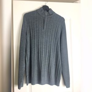 Men's Long Sleeve knitted Shirt